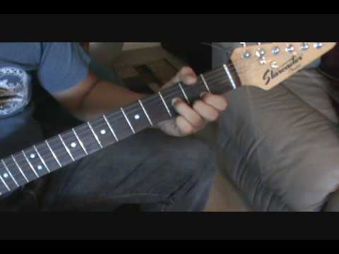 How To Play Thriller By Michael Jackson On Guitar Lesson