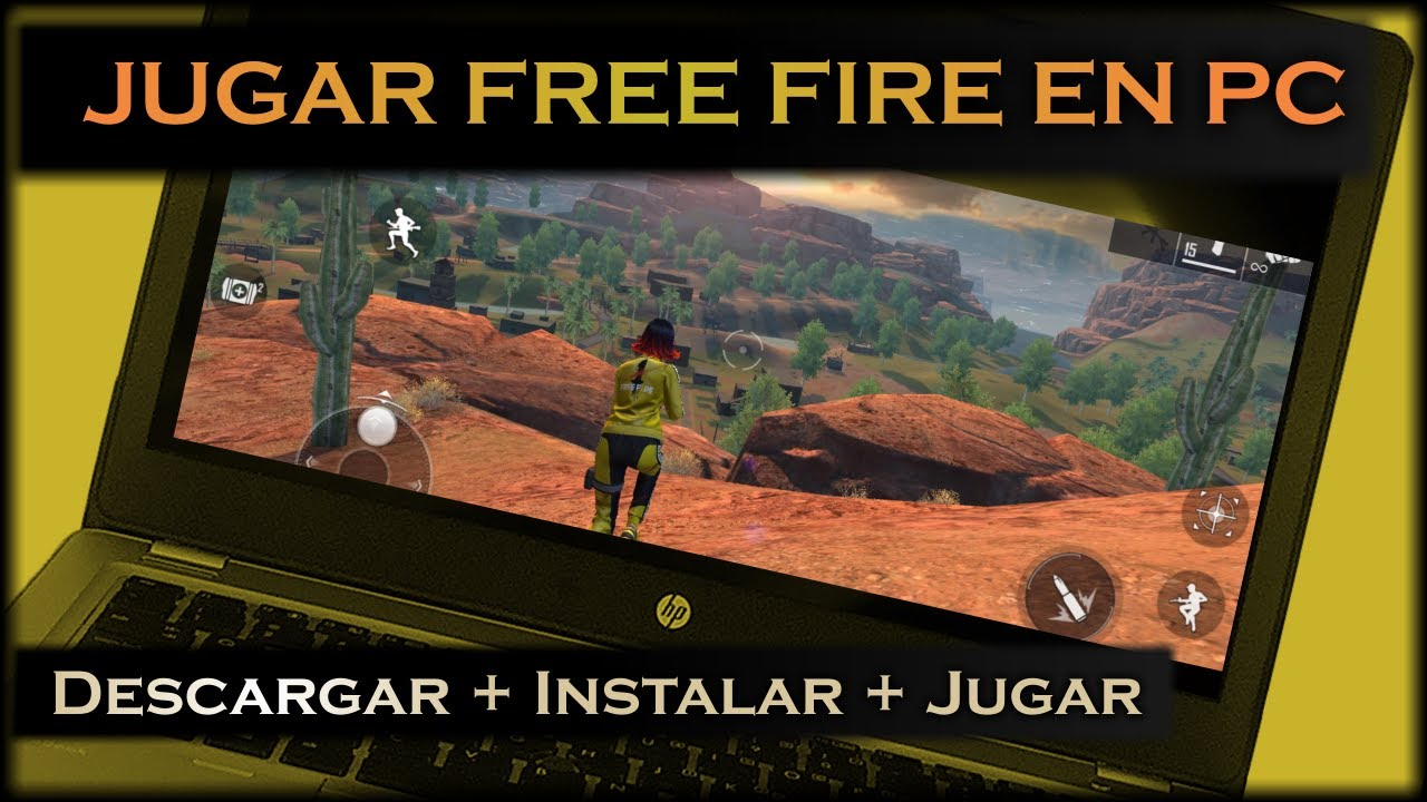 Free Fire Para Pc Cómo Descargar E Instalar Free Fire En Pc Con Windows 10 Youtube