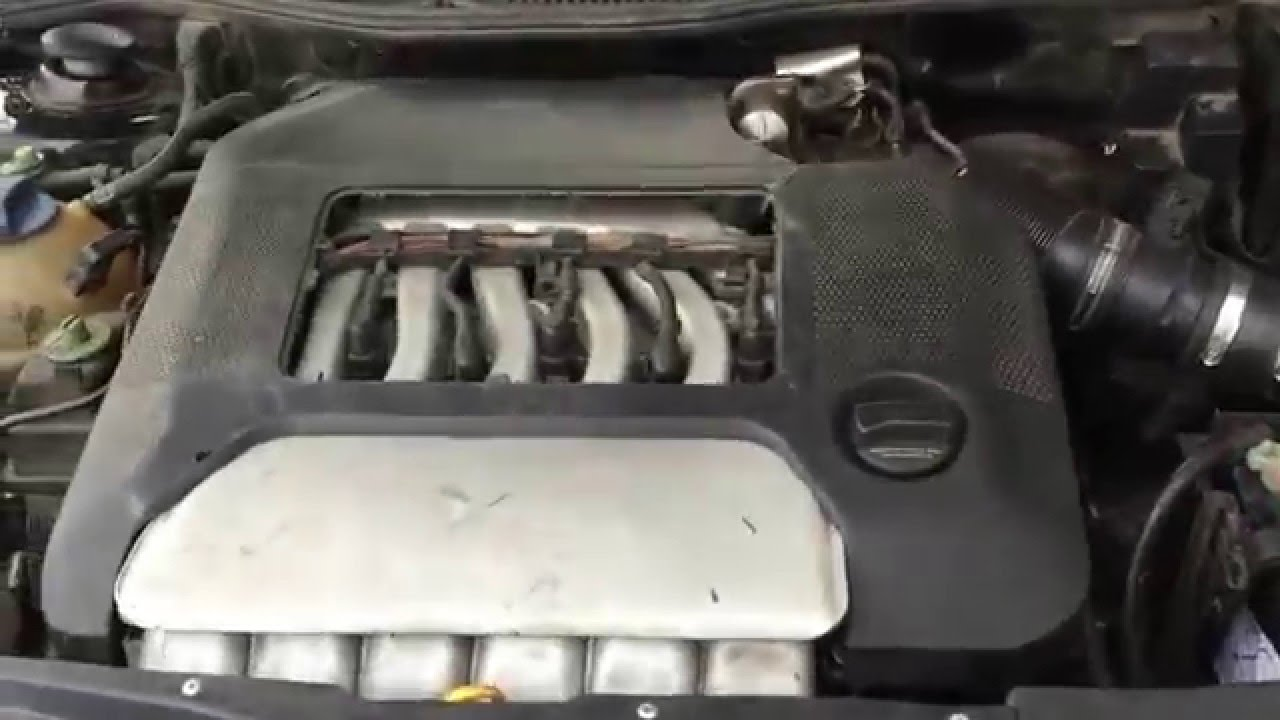 03 VW Jetta 24V VR6 BDF Engine 6 Speed MT Part Out MK4 - YouTube