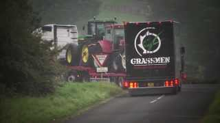 GRASSMEN - All roads lead to #ploughing2014