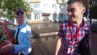 Сотрудник путинской полиции напал и разбил бровь агитатору штаба Навального в Костроме