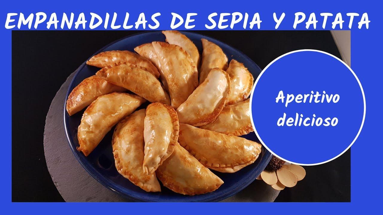 Patata Porner empanadillas de sepia y patata - patricienta cook