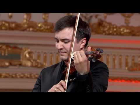 Stepan Lavrov (Russia) - Stage 1 - International H. Wieniawski Violin Competition STEREO