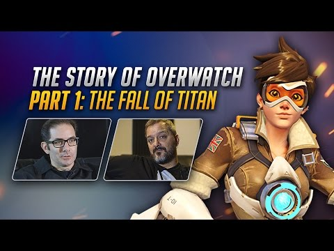 The Story of Overwatch: The Fall of Titan
