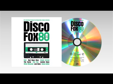 Maxi-Singles Collection: Disco Fox 80 V1 | Video-Promo