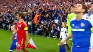 Chung kết C1 2012 Bayern vs Chelsea