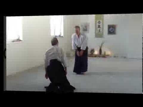 Jürgen und Denis im Dōjō