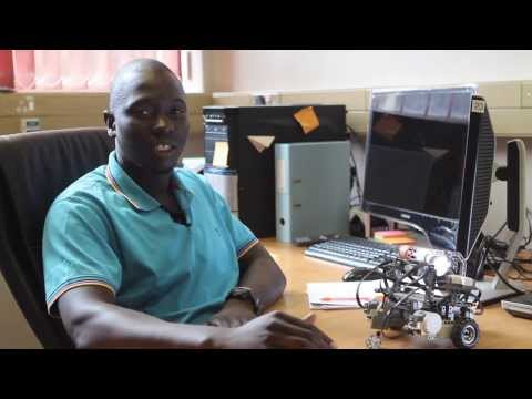 Meet a CSIR electromechanical engineer who specialises in robotics