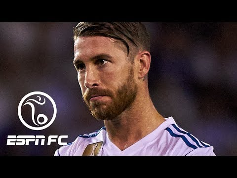 Sergio Ramos' 18 red cards is a disgrace | ESPN FC