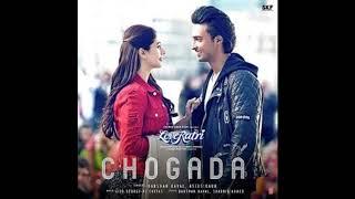 Chogada full mp3 song loveratri 2018