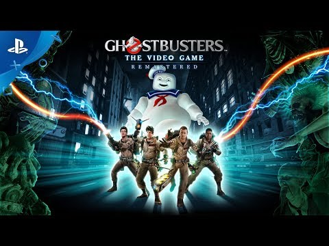 Ghostbusters: The Video Game Remastered - Dan Aykroyd   PS4