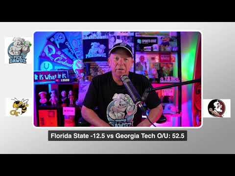 Florida State vs Georgia Tech 9/12/20 Free College Football Pick and Prediction CFB Tips