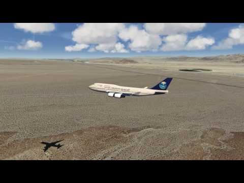 Saudia 747 crashed at Yemen