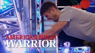 James McGrath at the 2014 Venice City Finals | American Ninja Warrior