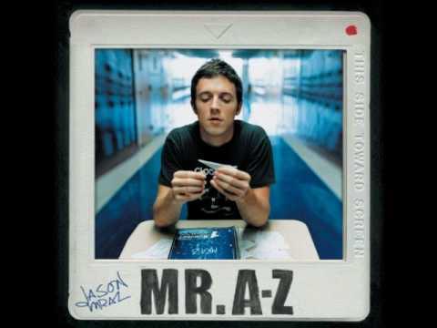 Jason Mraz - Wordplay [Mr. A-Z] Lyrics
