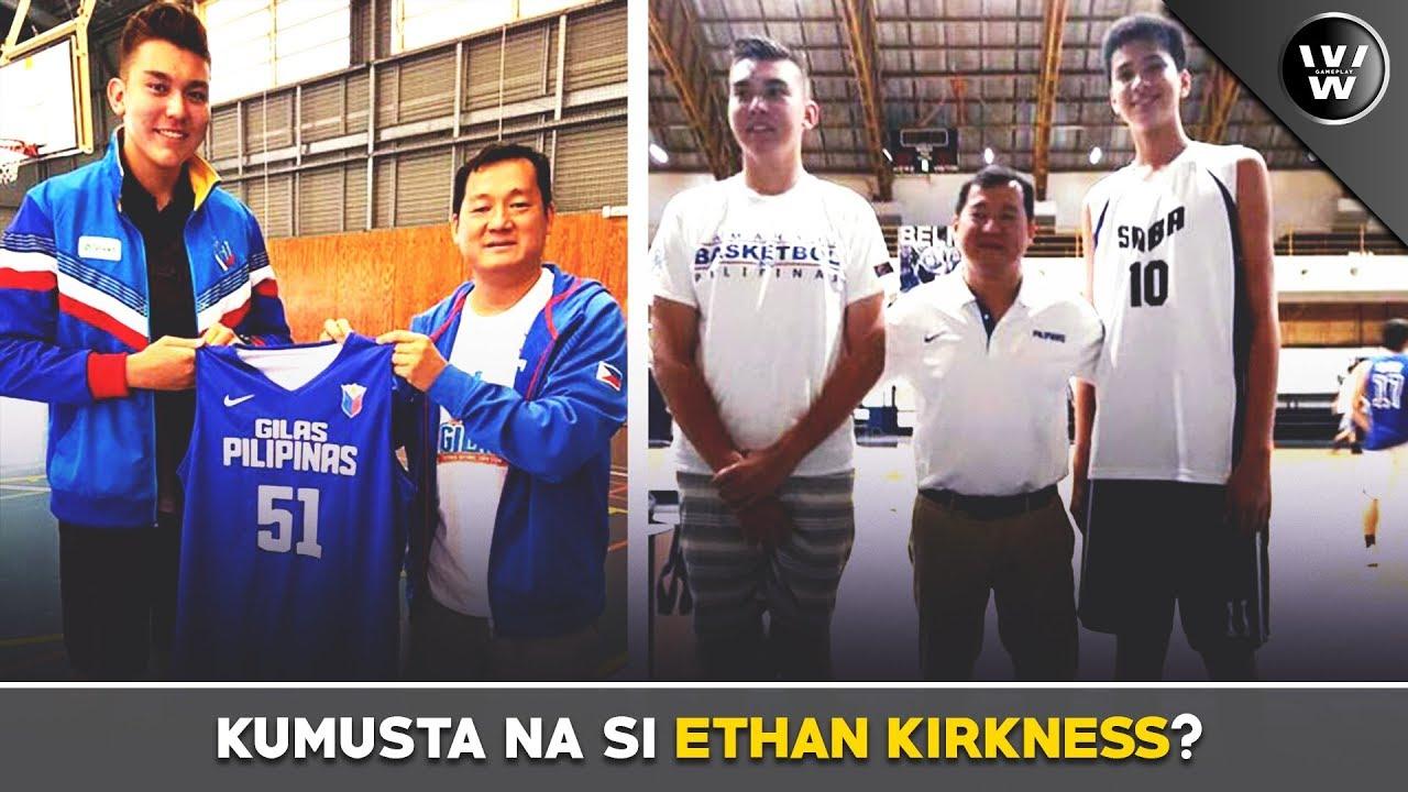 Nasaan na si Ethan Kirkness? | SUMUKO na Mag basketball? | Gilas Top Prospect