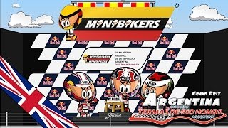 [ENGLISH] MiniBikers - Chapter 5x03 - 2014 Argentina Grand Prix