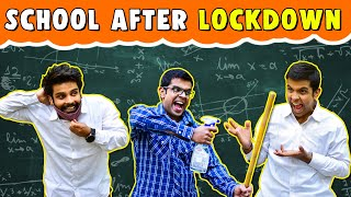 School Life After Lockdown | The Half-Ticket Shows