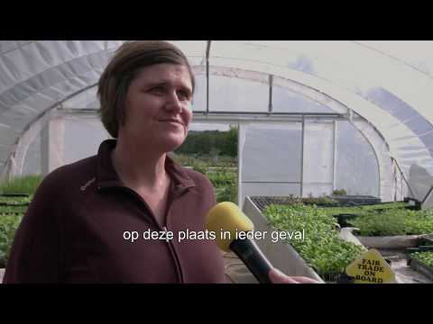 Echange maraîchers & producteur cacao / Uitwisseling lokale groententelers & cacaoboe