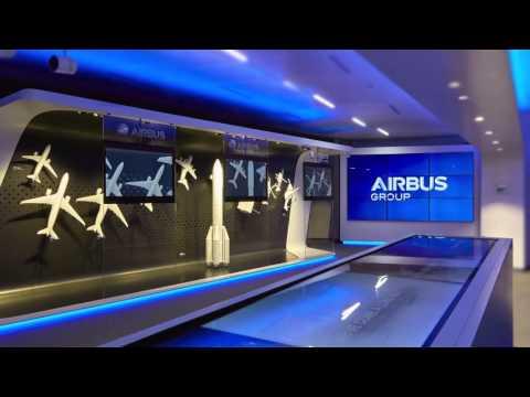 Airbus Group Showroom Berlin
