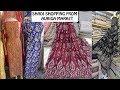 Pakistani Wedding Shopping From Auriga Market | Ayesha N
