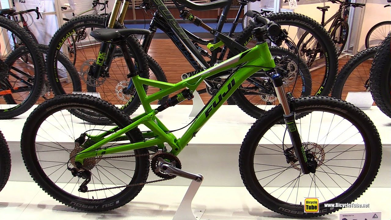 2016 Fuji Reveal 1 0 Mountain Bike - Walkaround - 2015 Eurobike