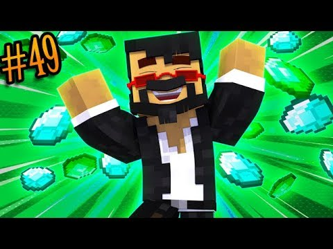 Minecraft: ALL THE RICHES IN THE WORLD - Skybounds Ep. 49