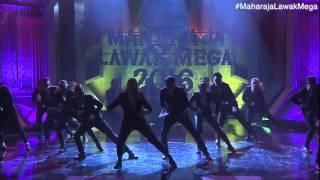 Maharaja Lawak Mega 2016 - Persembahan pembukaan