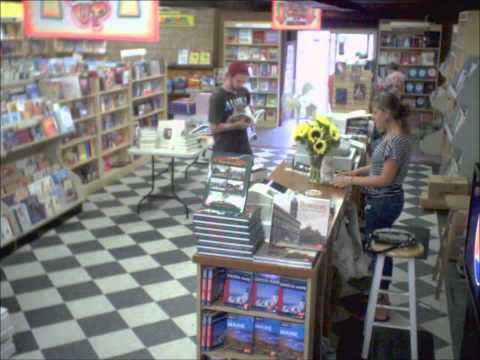 How We Made The Day of the Bookstore Girl