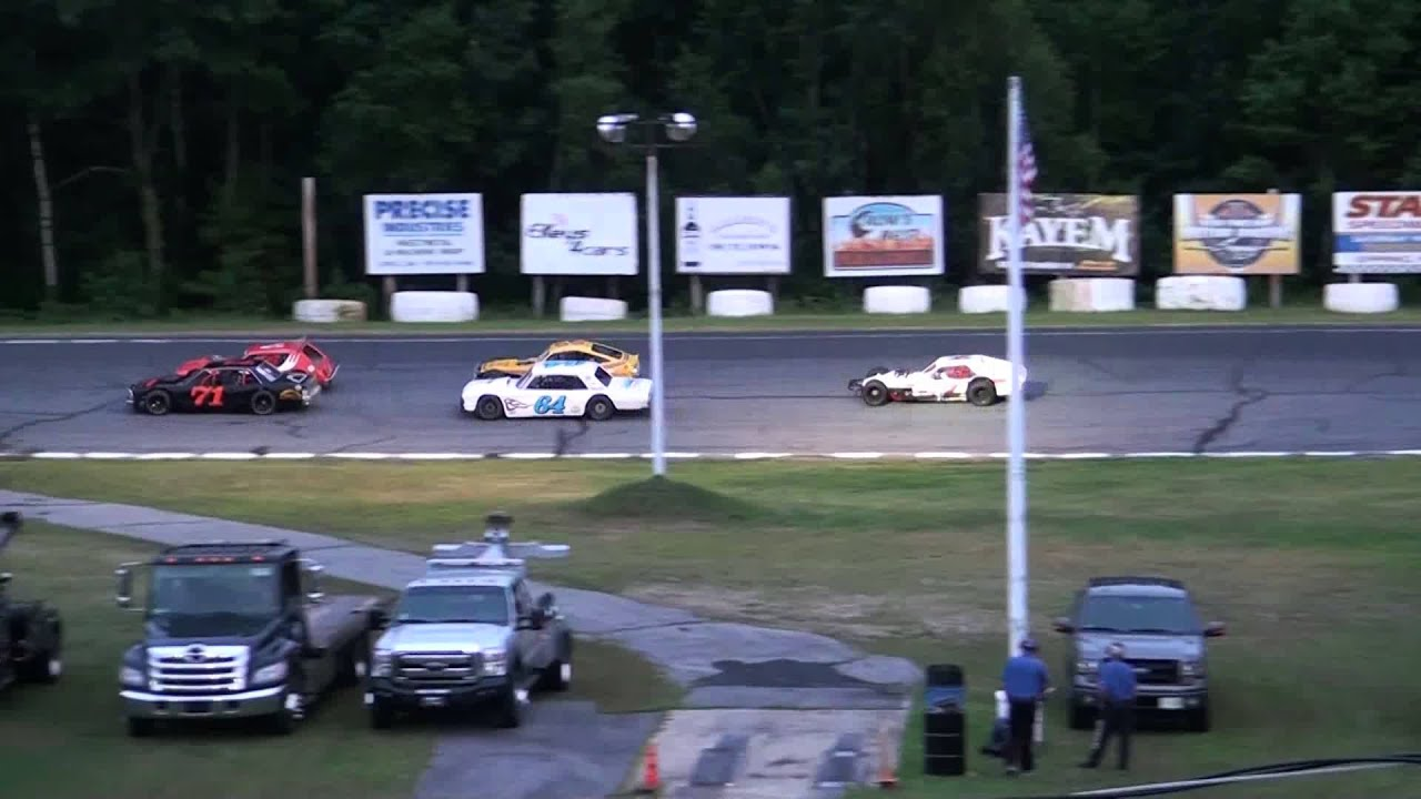 Star Speedway Wicked Good Vintage Features 7/26/2015 - YouTube