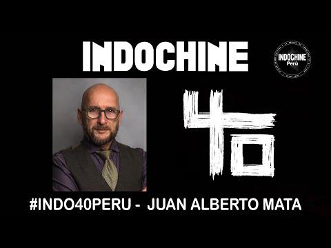 #INDO40PERU - Entrevista a Juan Alberto Mata