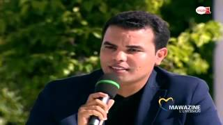 "Interview de ""Assi El Helani"" & ""Mourad Bouriki"" dans mawazine l"