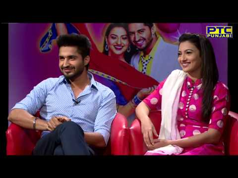 Jassi Gill & Gauhar Khan I Full Exclusive Interview I PTC Punjabi I 2015