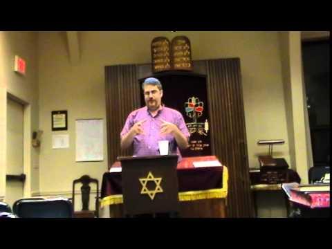 Rabbi Elli Fischer, ADD in the Beit Midrash (2014 SBM)