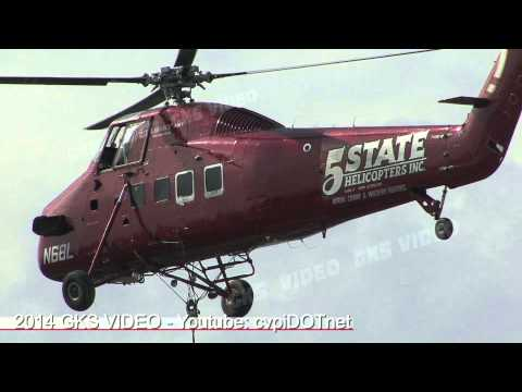 5 State Helicopter Inc. Aerial Crane Service in North Richland Hills