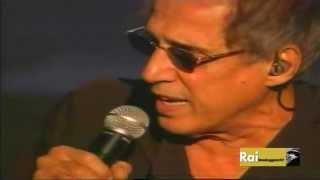 Adriano Celentano Una Carezza In Un Pugno Live RockPolitik 2005