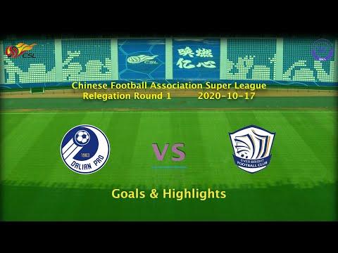 Dalian Pro Shijiazhuang Goals And Highlights