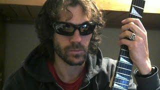 The separation of the flesh from bone- guitar cover-Six feet under-by Matt kannibal Flames
