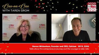Steven Michaelson, Calcium – 2020 PharmaVOICE 100 Celebration