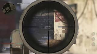 Call of Duty WW2 Multiplayer Gameplay 265 Gustav Cannon