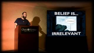 Discovery vs. Belief | Belief Is Irrelevant