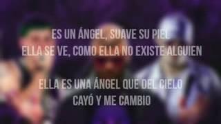 DIABLA -  Farruko ft Bad Bunny y Lary Over (REMIX Official) (LETRA)
