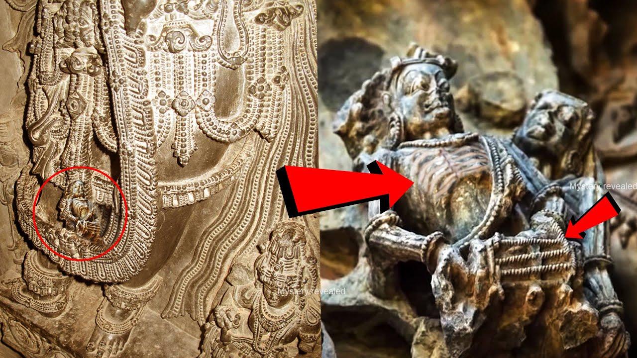 हिन्दू मंदिर में बनी इस मूर्ति को देखकर विदेशी लोग भी क्यों चौक जाते है  ?