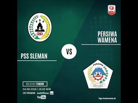 [Live Streaming] PSS SLEMAN VS PERSIWA WAMENA