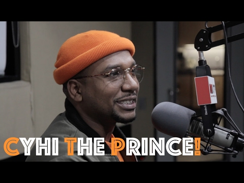 Cyhi The Prince: Legend, Nu Africa, Meeting Farrakhan, Creative Process