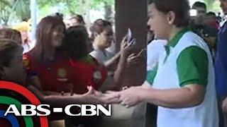Bandila: Sara Duterte, muling tatakbong mayor ng Davao City