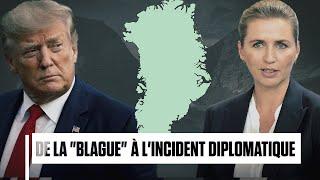 Groenland : retour en 7 actes sur la brouille diplomatique entre le Danemark et les Etats-Unis
