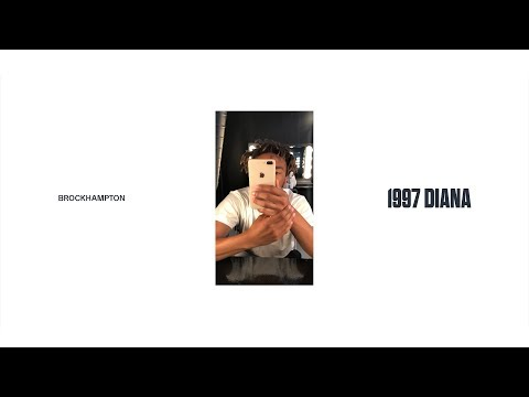 "Brockhampton Releases New Song ""1997 Diana"""