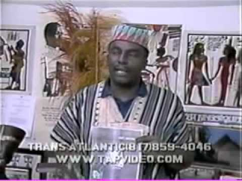 An Overview of African History   Dr  Leonard Jeffries