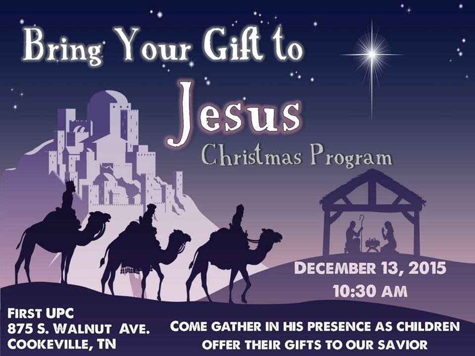 Bring your gift to jesus childrens christmas program youtube bring your gift to jesus childrens christmas program negle Images